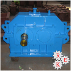 single stage gear box